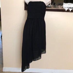 Do & be strapless black dress